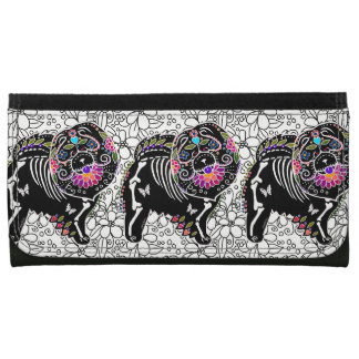Perro chino de BINDI SUGARSKULL - cartera