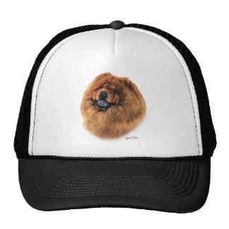 Perro chino de perro chino gorras de camionero