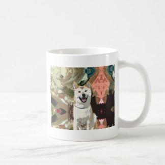 Perro de Akita Inu Taza De Café