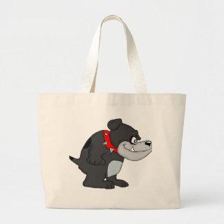 """Perro de Bull "" Bolsa De Mano"
