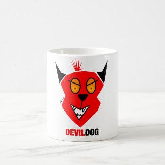 Perro de diablo - taza