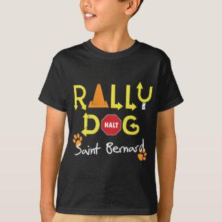 Perro de la reunión de St Bernard Camiseta