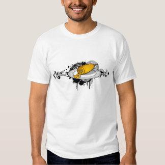 Perro de pastillas de caramelo camisas
