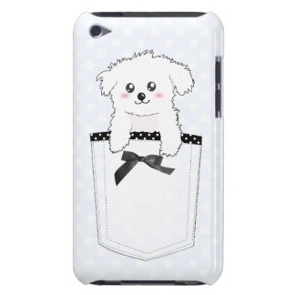 Perro de perrito lindo del bolsillo funda Case-Mate para iPod