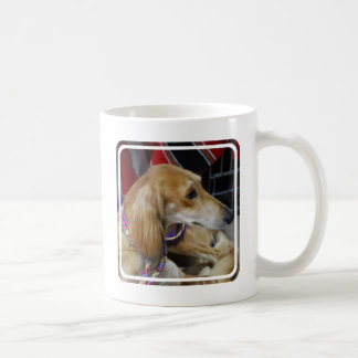 Perro de Saluki Taza De Café
