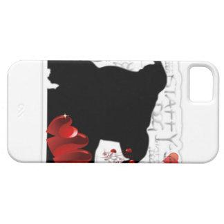 Perro de Staffy Funda Para iPhone SE/5/5s