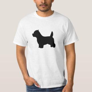 Perro de Terrier blanco de montaña del oeste, Camiseta