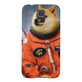 perro del astronauta - dux - shibe - memes del dux carcasa galaxy s5