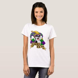 Perro del carnaval camiseta