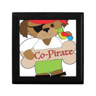 Perro del Co-Pirata Joyero