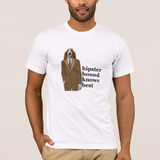 Perro del inconformista camiseta
