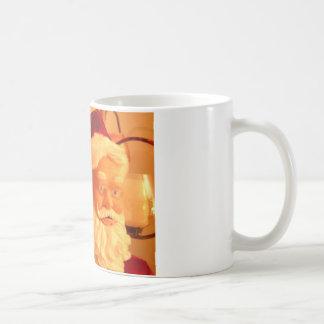 Perro del navidad taza de café