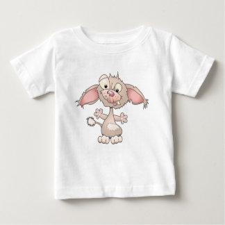 Perro extraño pero lindo camiseta de bebé