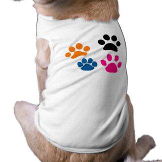 Perro grande (CAMISETAS SIN MANGAS) Camiseta Sin Mangas Para Perro