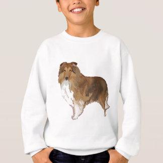 Perro pastor de Shetland Sudadera