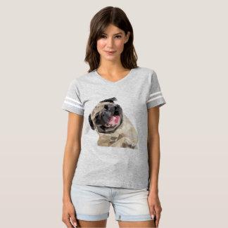 Perro precioso de las fregonas camiseta
