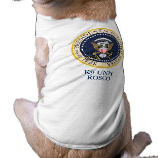 Perro presidencial