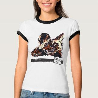 Perro salvaje africano de Natasha Bowdoin Camiseta