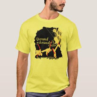 Perros de la tierra camiseta