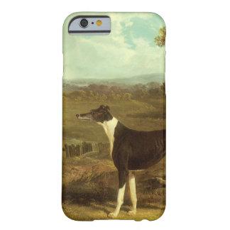 Perros, galgo y perro de aguas, el doctor Fop por Funda Para iPhone 6 Barely There
