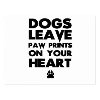 perros postal
