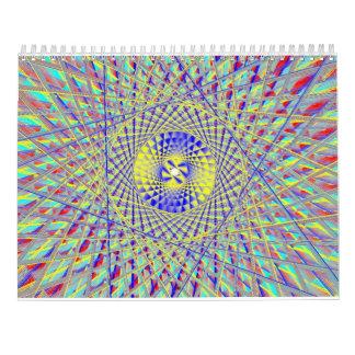 Perros y glorias de Sun: Calendario del arco iris