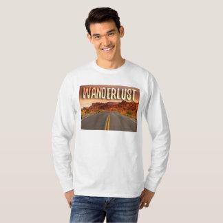 Persiga el camino/el suéter inspirado Wanderlust