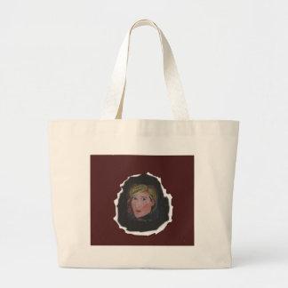Persona joven bolsa de mano