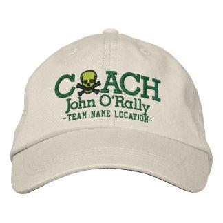 ¡Personalice el casquillo del cráneo del coche su  Gorras Bordadas