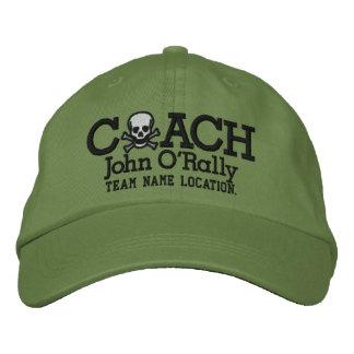 ¡Personalice el casquillo del cráneo del coche su Gorras De Beisbol Bordadas