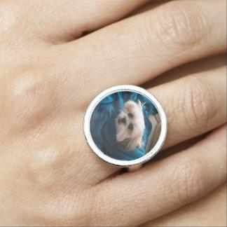 Personalice su propio anillo con foto