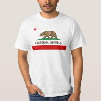 Personalizable de la bandera del estado de camisetas