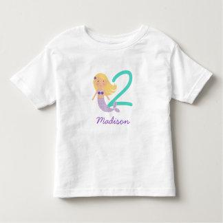 Personalizable púrpura de la camisa el | del