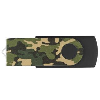 Personalizable USB del modelo del camuflaje