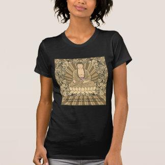 Personalizado Buda del vintage Camiseta