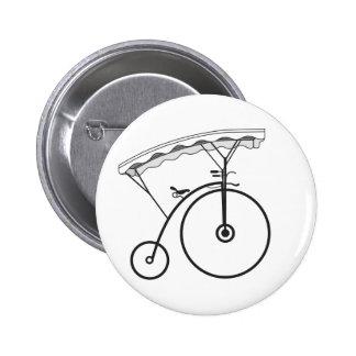 Personalizado de la insignia del preso chapa redonda 5 cm