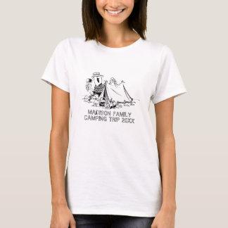 Personalizado de las vacaciones de verano de la camiseta