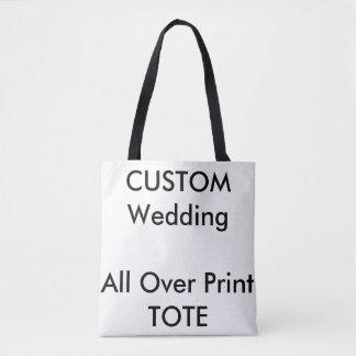Personalizado del boda POR TODO MEDIO de la bolsa