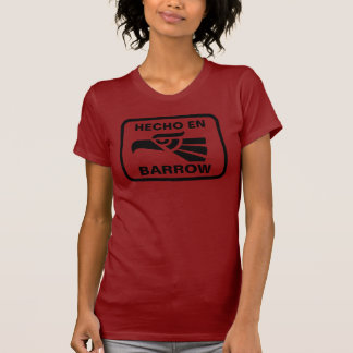 Personalizado del personalizado de la carretilla d camiseta