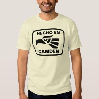 Personalizado del personalizado del en Camden de Camisetas