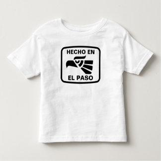 Personalizado del personalizado del en El Paso de Camisas