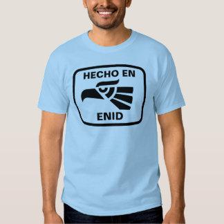 Personalizado del personalizado del en Enid de Camisetas