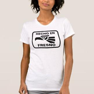 Personalizado del personalizado del en Fresno de H Camisetas