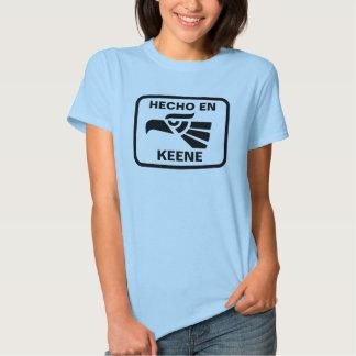 Personalizado del personalizado del en Keene de Camisetas