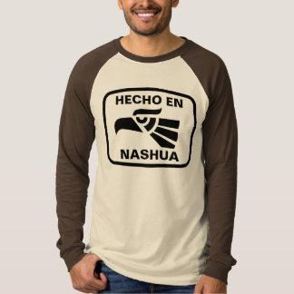 Personalizado del personalizado del en Nashua de Camisetas