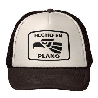 Personalizado del personalizado del en Plano de He Gorros Bordados