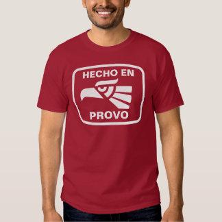 Personalizado del personalizado del en Provo de Camiseta