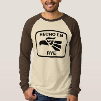 Personalizado del personalizado del en Rye de Camisetas