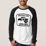 Personalizado del personalizado del en Urbana de Camiseta