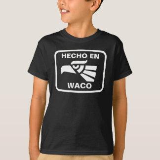 Personalizado del personalizado del en Waco de Camiseta